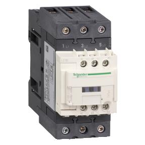 Contactor LC1D50AM7 3P 50A 220VAC Schneider